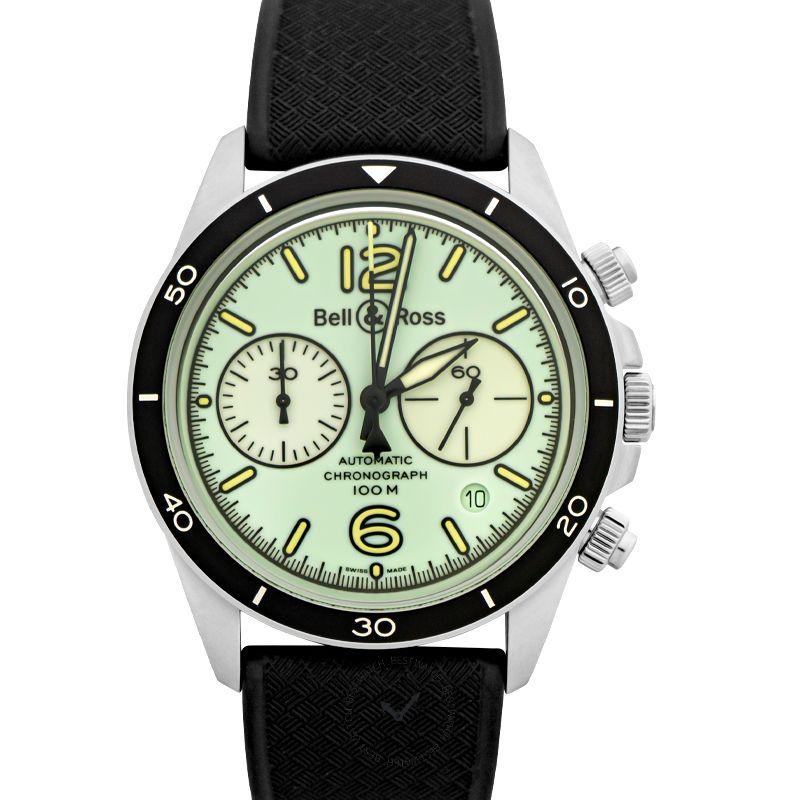 柏莱士 Vintage腕錶系列 BRV294-LUM-ST/SRB