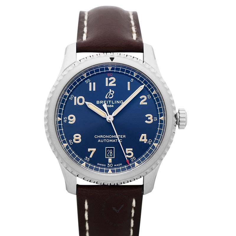 百年靈 飛行員8 腕錶系列 A17315101C1X1