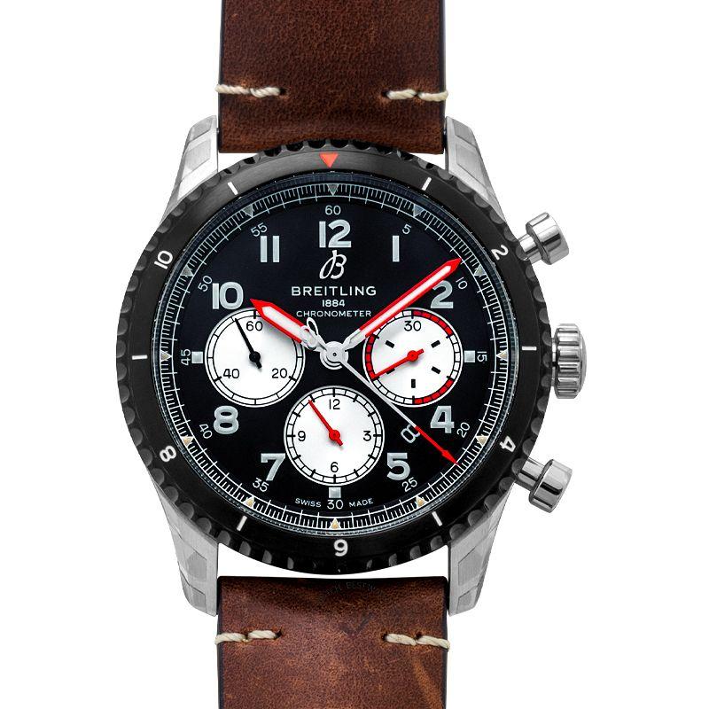 百年靈 飛行員8 腕錶系列 AB01194A1B1X2