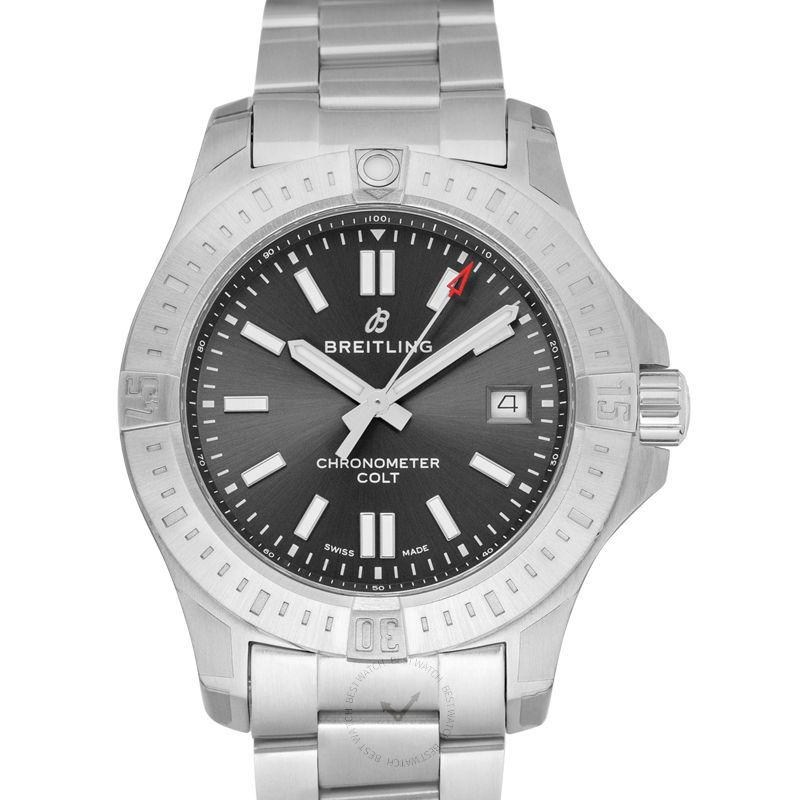 百年靈 機械計時腕錶系列 A17313101F1A1