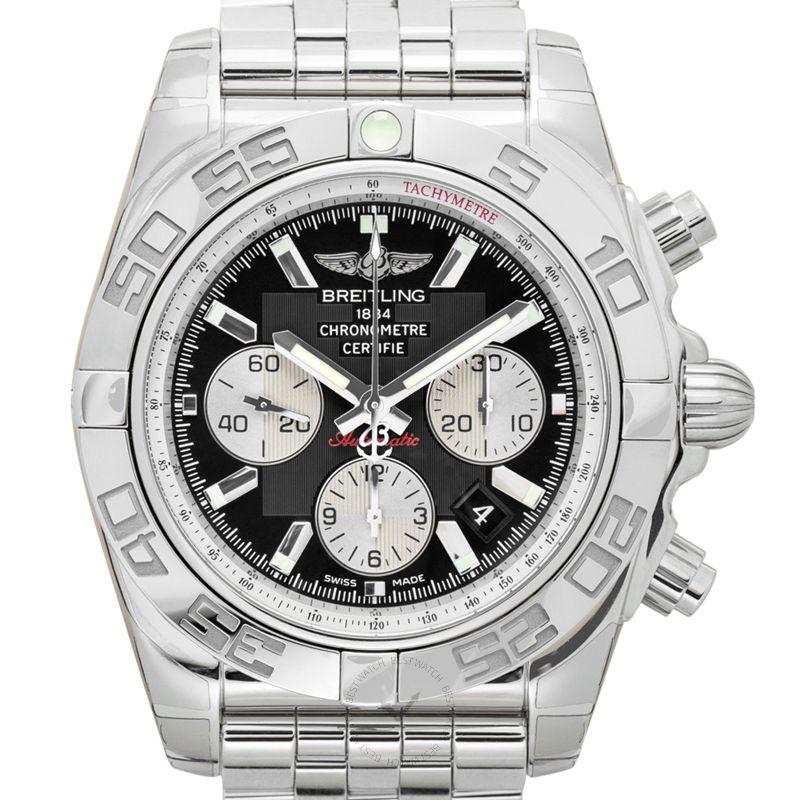 百年靈 機械計時腕錶系列 AB011012/B967/375A