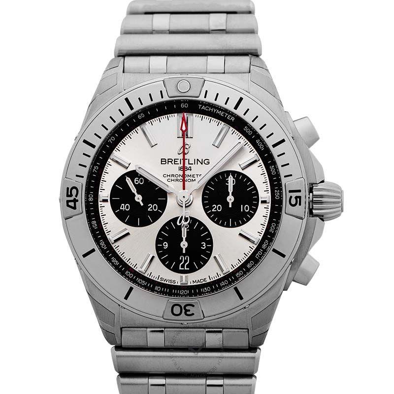 百年靈 機械計時系列 AB0134101G1A1