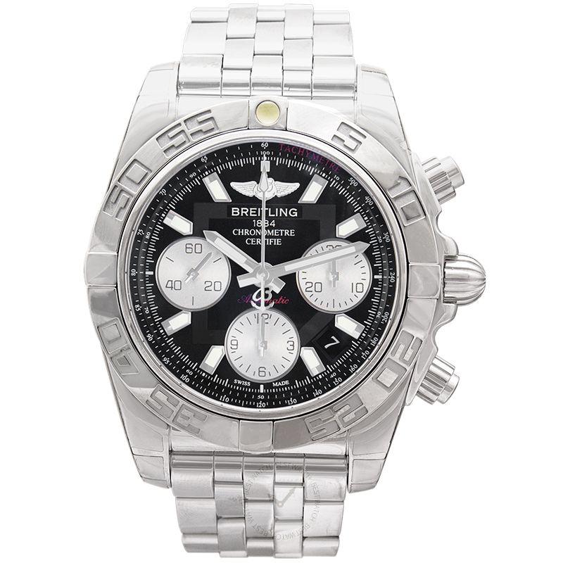 百年靈 機械計時腕錶系列 AB014012/BA52