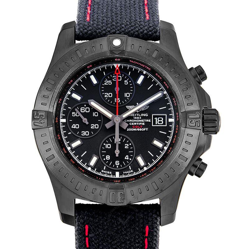 百年靈 挑戰者腕錶系列 M133881A/BE99