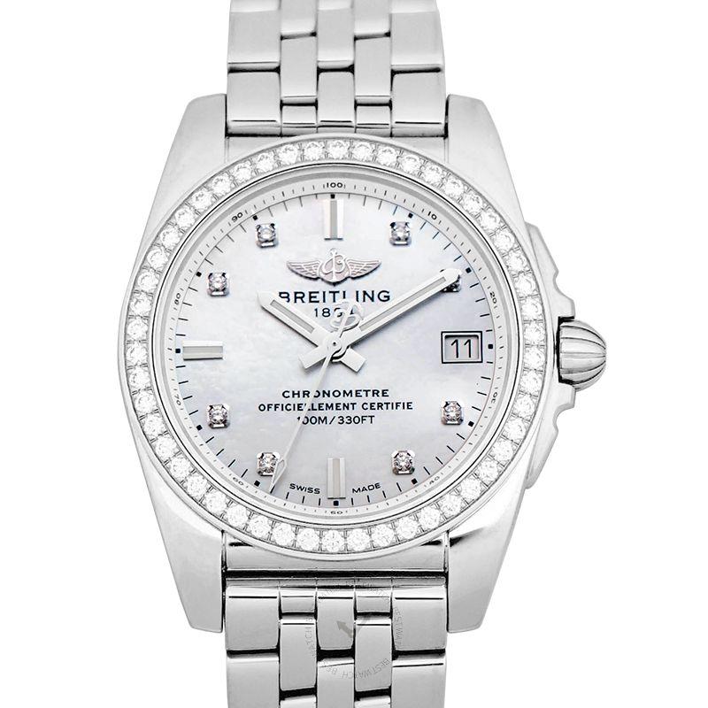 百年靈 銀河腕錶系列 A7433053/A780