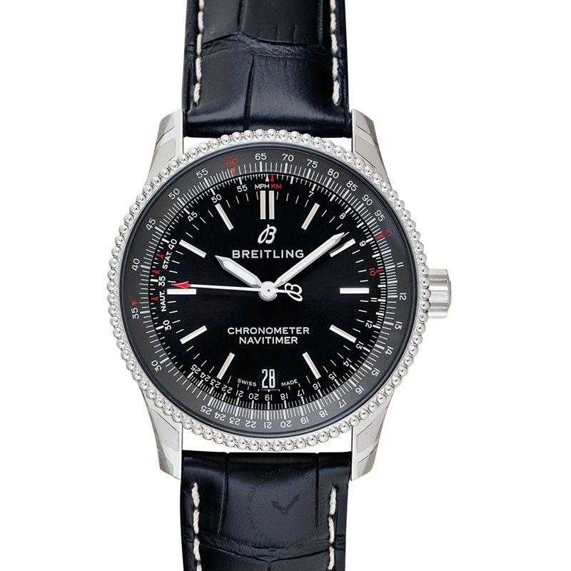 百年靈 航空時計腕錶系列 A17325241B1P1