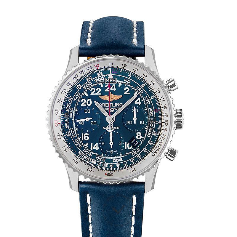 百年靈 航空時計腕錶系列 AB0210B4/C917