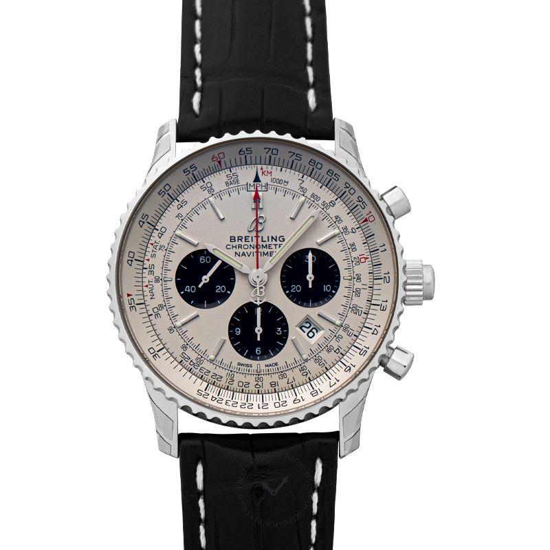 百年靈 航空時計腕錶系列 AB0311211G1P1
