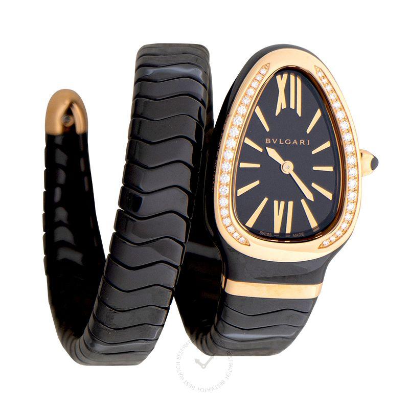 寶格麗 Serpenti 腕錶系列 102532
