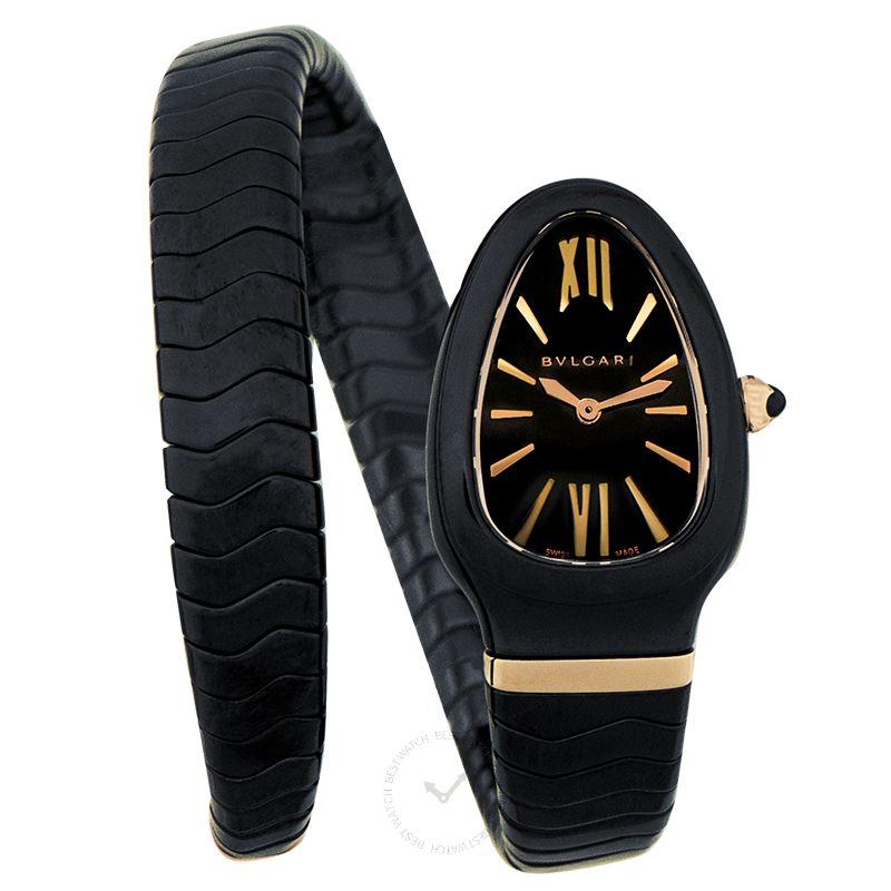 寶格麗 Serpenti 腕錶系列 102734