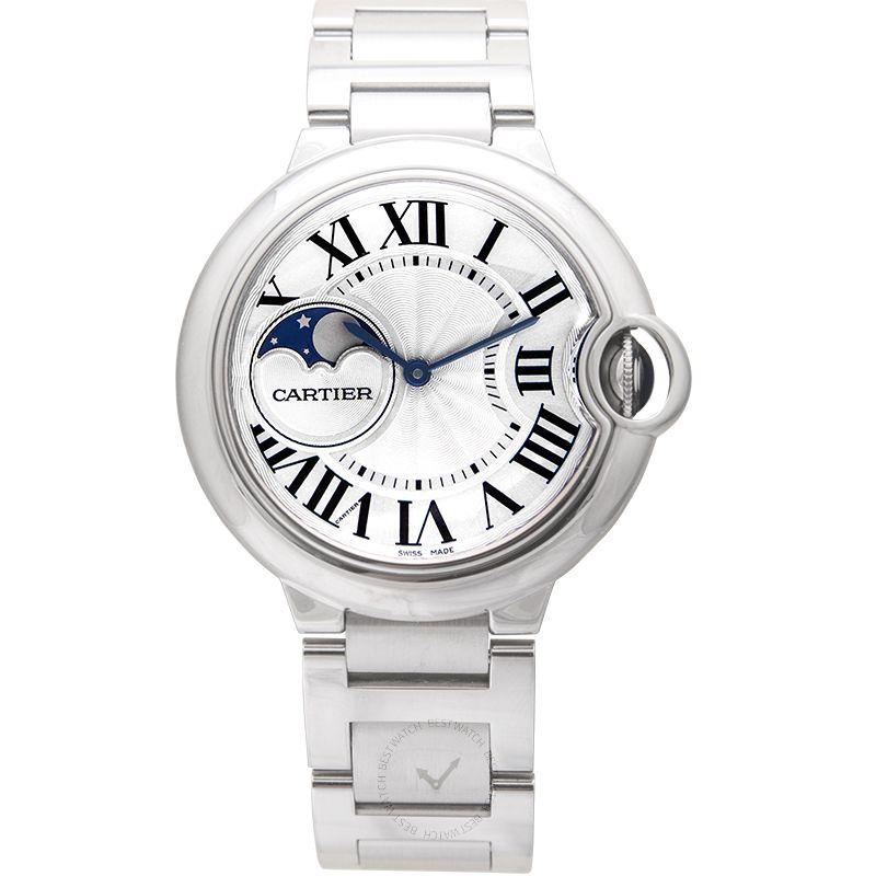 卡地亞 Ballon Bleu de Cartier 腕錶系列 WSBB0021