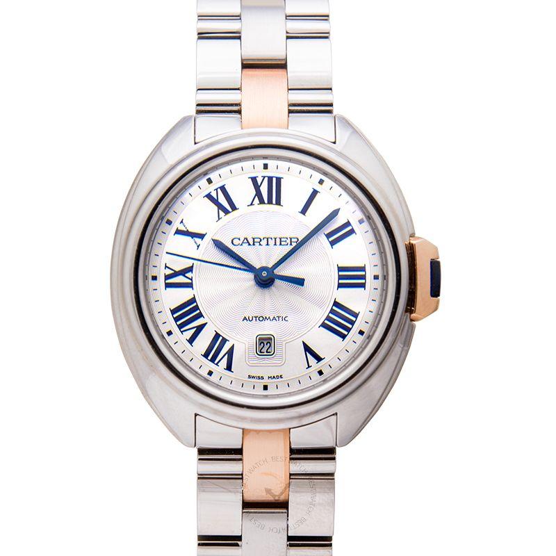 卡地亞 Clé de Cartier 腕錶系列 W2CL0004