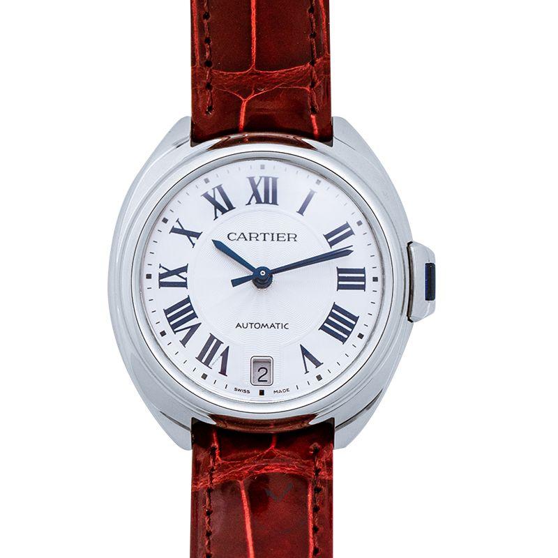 卡地亞 Clé de Cartier 腕錶系列 WSCL0017