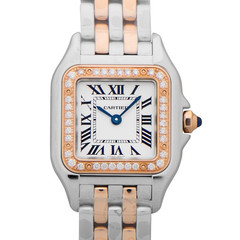 卡地亞 Panthère de cartier 腕錶系列 W3PN0006