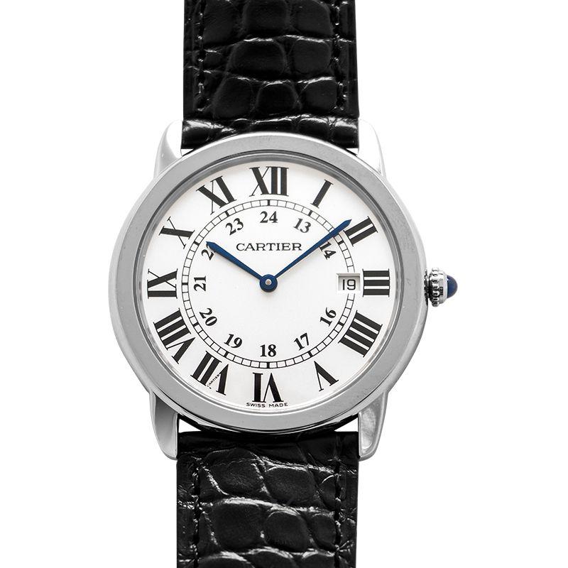 卡地亞 Ronde de Cartier 腕錶系列 W6700255