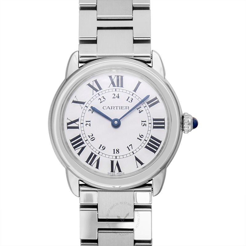 卡地亞 Ronde de Cartier 腕錶系列 W6701004