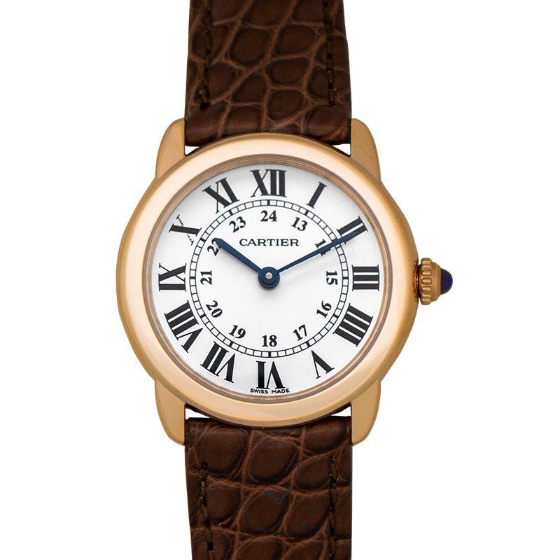 卡地亞 Ronde de Cartier 腕錶系列 W6701007