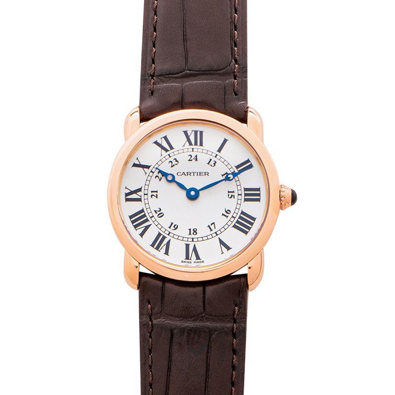 卡地亞 Ronde de Cartier 腕錶系列 W6800151