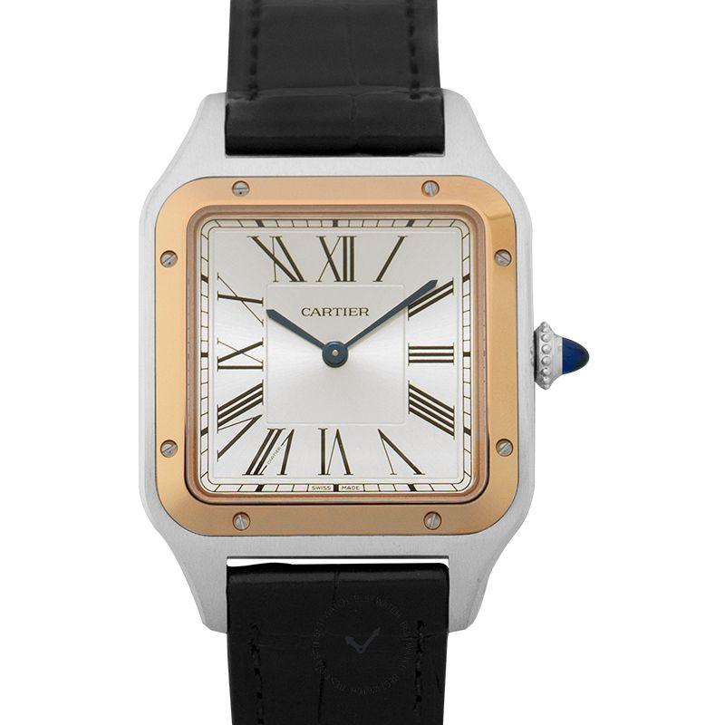 卡地亞 Santos de Cartier 腕錶系列 W2SA0011