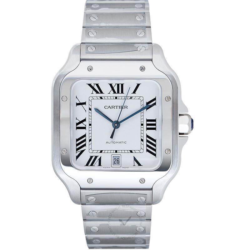 卡地亞 Santos de Cartier 腕錶系列 WSSA0009