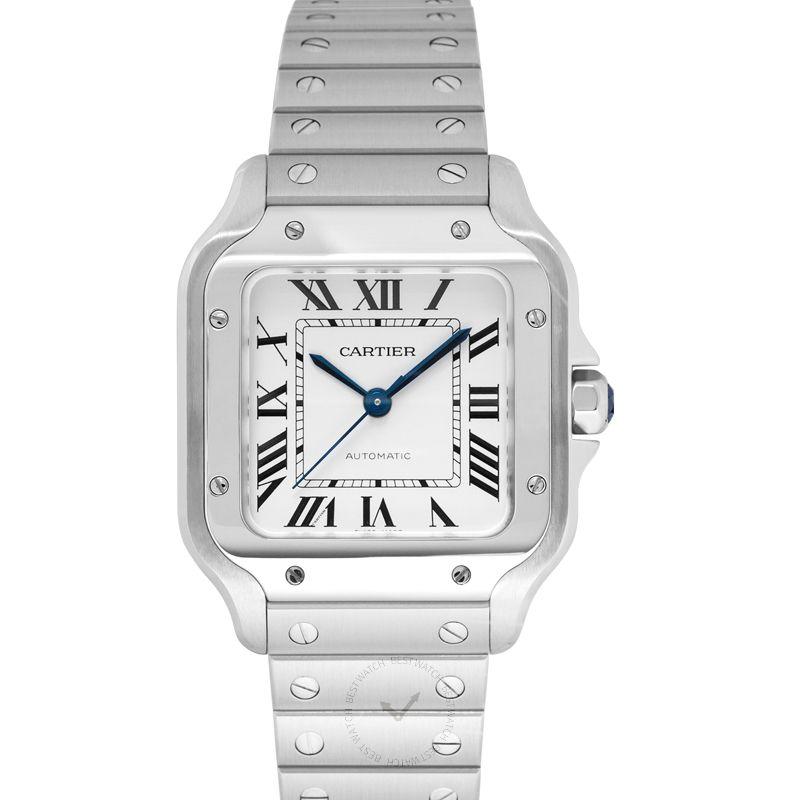 卡地亞 Santos de Cartier 腕錶系列 WSSA0010