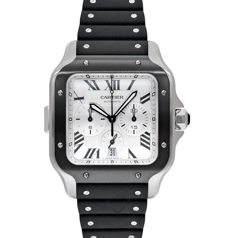 卡地亞 Santos de Cartier 腕錶系列 WSSA0017