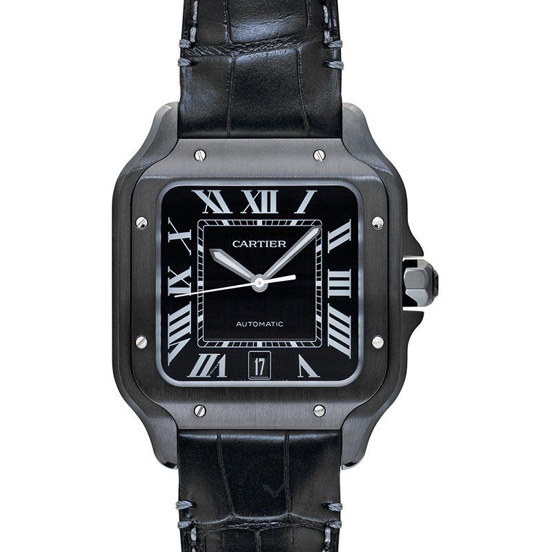 卡地亞 Santos de Cartier 腕錶系列 WSSA0039
