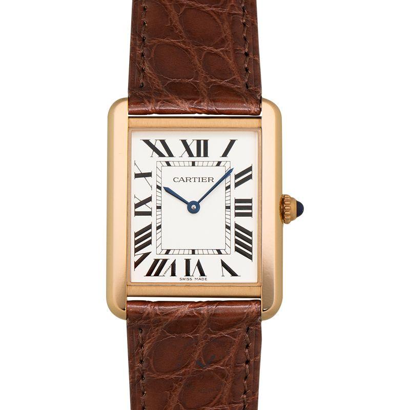 卡地亞 Tank腕錶系列 W5200025
