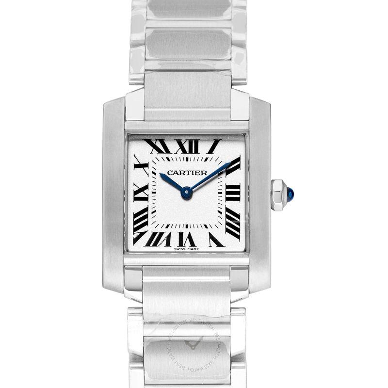 卡地亞 Tank腕錶系列 WSTA0005