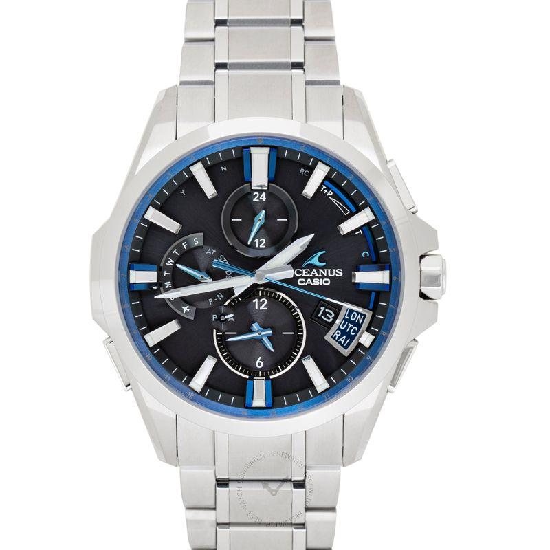 卡西歐 Oceanus 手錶系列 OCW-G2000-1AJF