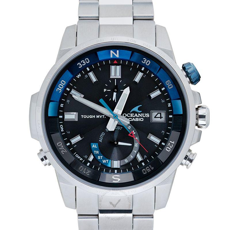 卡西歐 Oceanus 手錶系列 OCW-P1000-1AJF