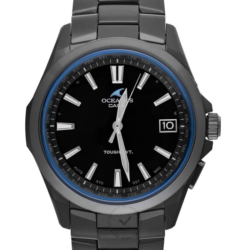 卡西歐 Oceanus 手錶系列 OCW-S100B-1AJF