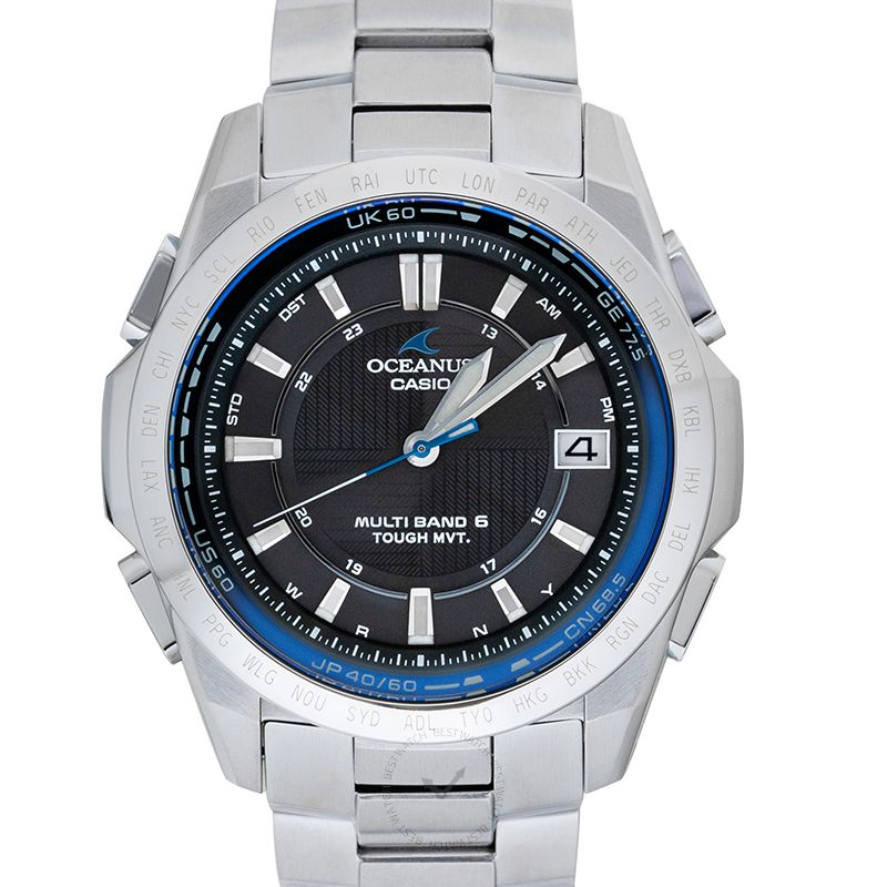 卡西歐 Oceanus 手錶系列 OCW-T100TD-1AJF