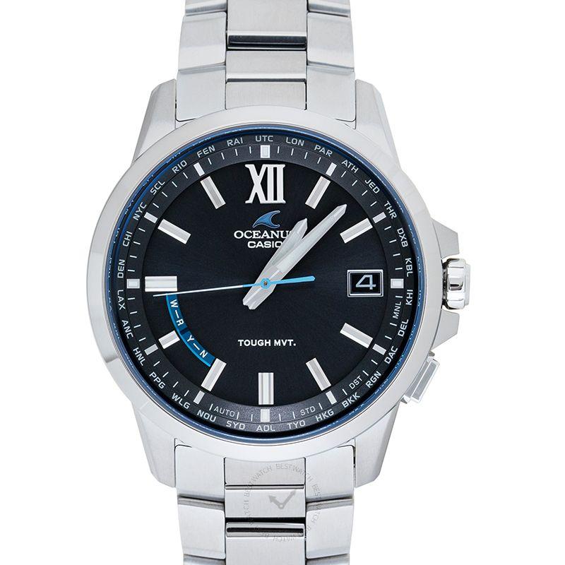 卡西歐 Oceanus 手錶系列 OCW-T150-1AJF