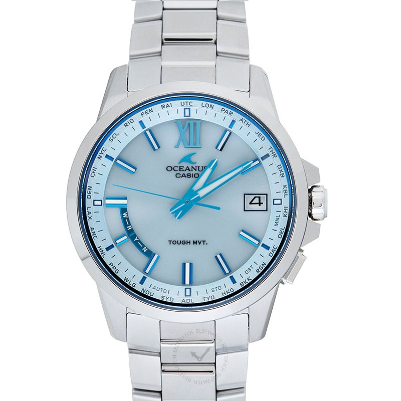 卡西歐 Oceanus 手錶系列 OCW-T150-2AJF