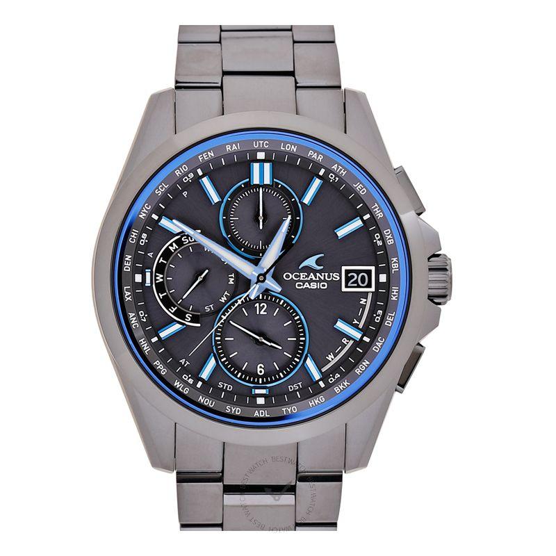 卡西歐 Oceanus 手錶系列 OCW-T2600B-1AJF