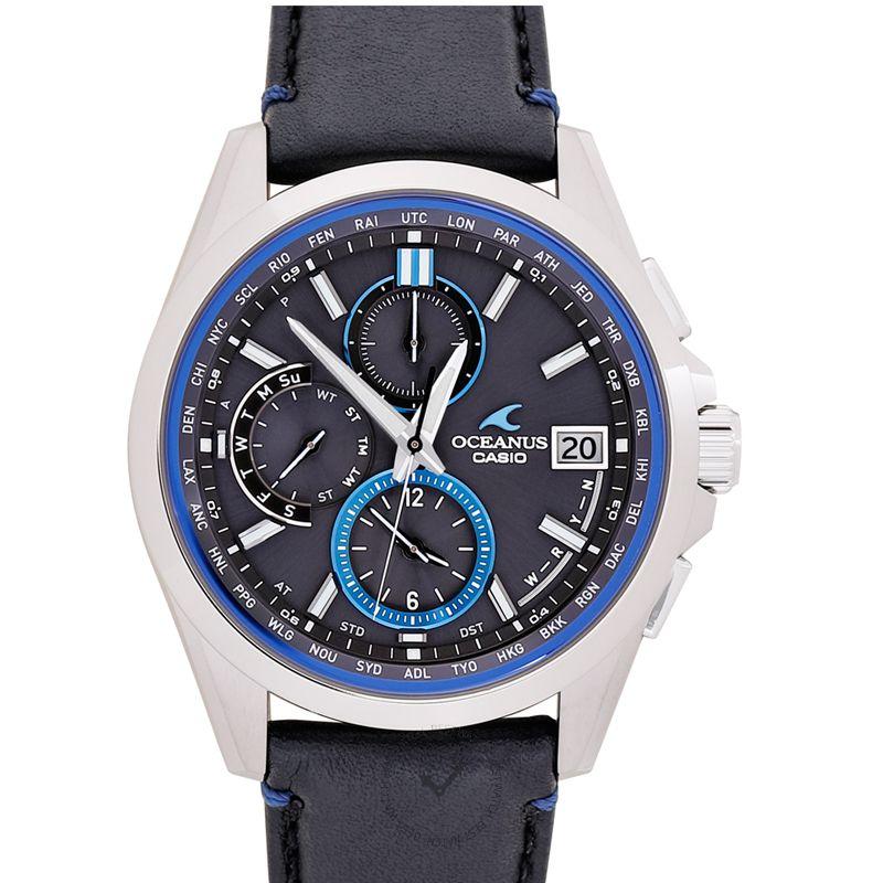 卡西歐 Oceanus 手錶系列 OCW-T2600L-1AJF