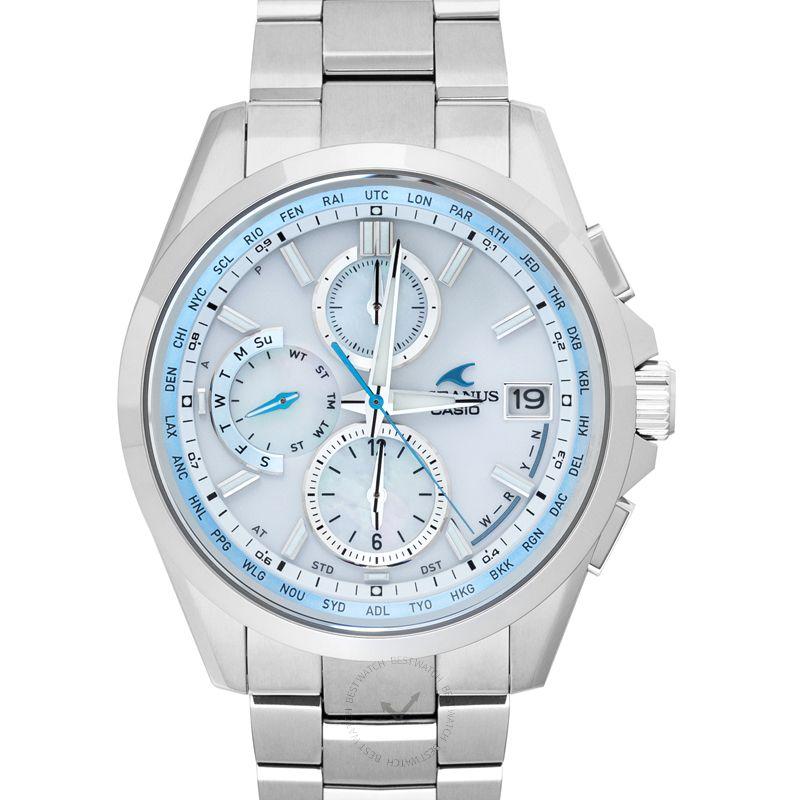 卡西歐 Oceanus 手錶系列 OCW-T2610H-7AJF
