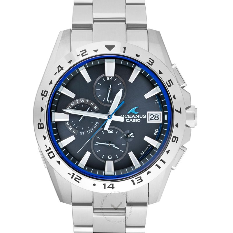卡西歐 Oceanus 手錶系列 OCW-T3000-1AJF