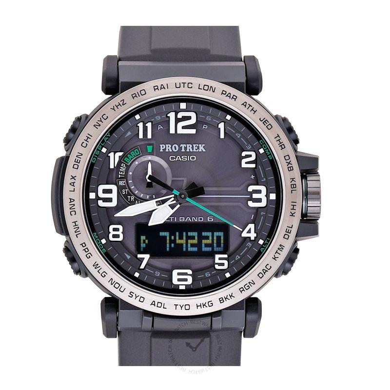 卡西歐 Pro Trek 手錶系列 PRW-6600Y-1JF