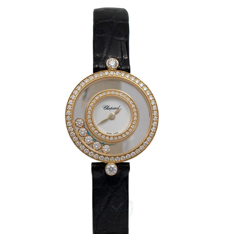 蕭邦錶 Happy Diamonds 腕錶系列 203957-0201