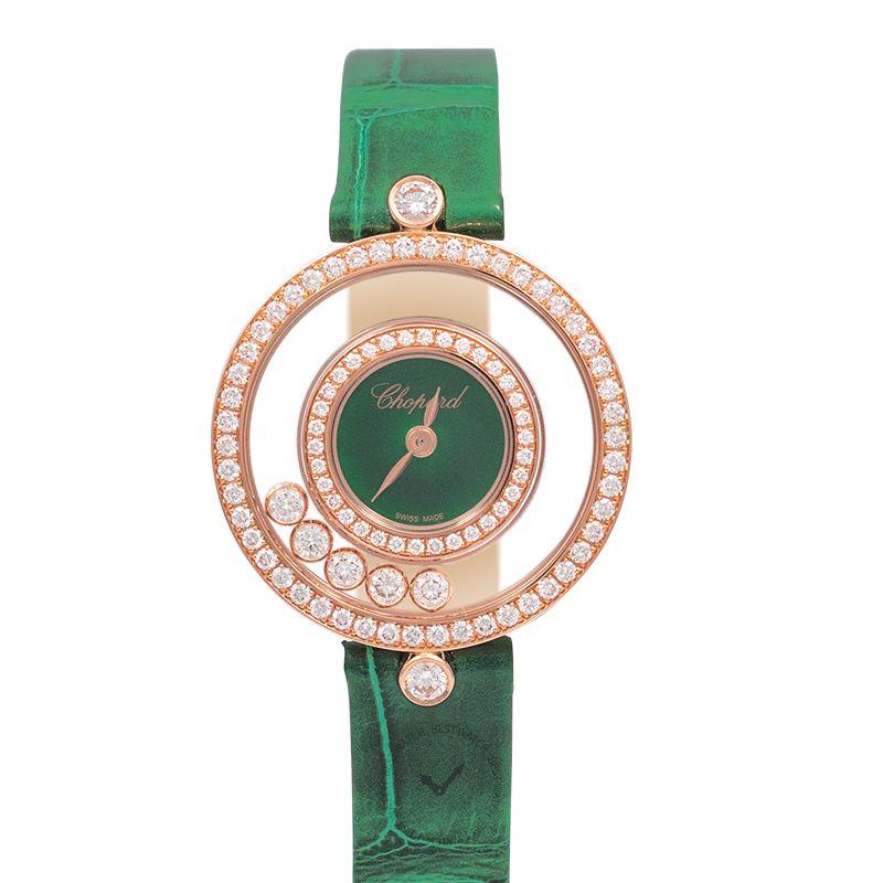 蕭邦錶 Happy Diamonds 腕錶系列 203957-5209