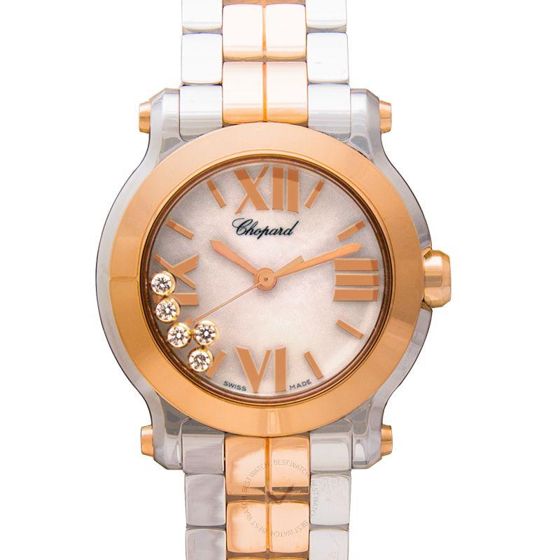 蕭邦錶 Happy Sport 腕錶系列 278509-6004