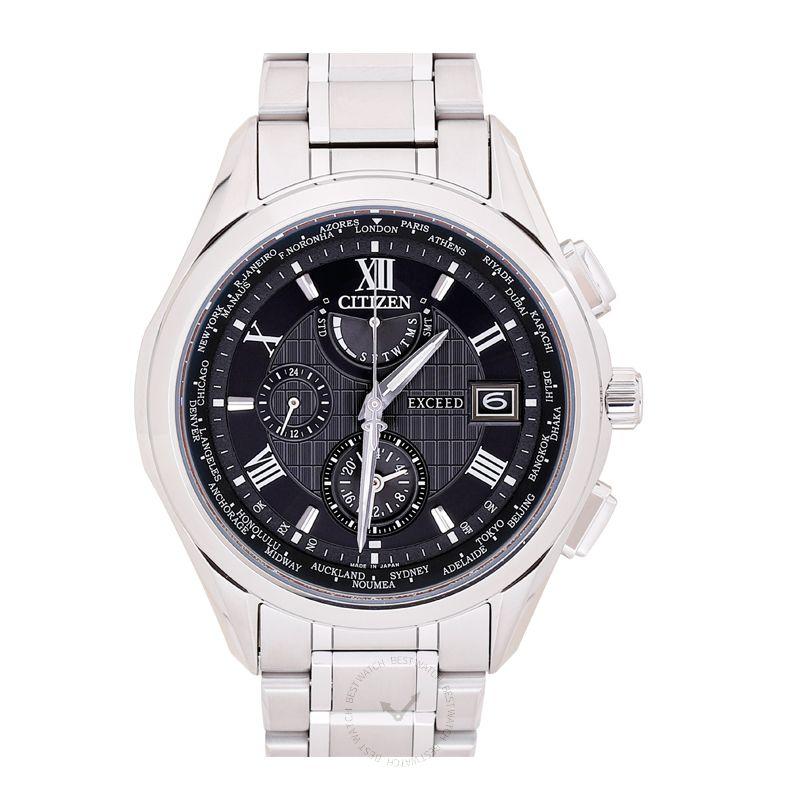 星辰錶 Exceed 手錶系列 AT9110-58E