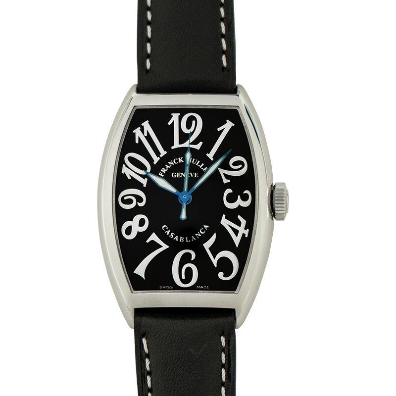 法穆蘭 Casablanca 腕錶系列 5850 CASA AC NR BLC