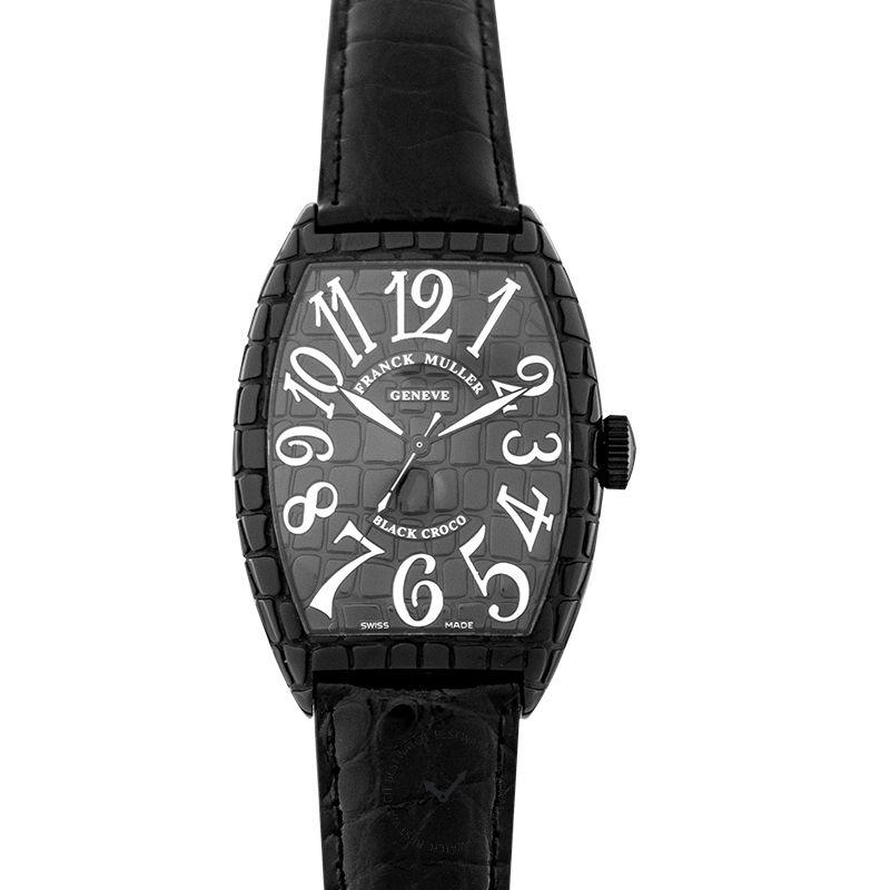 法穆蘭 Cintrée Curvex 腕錶系列 8880 SC BLKCRO AC