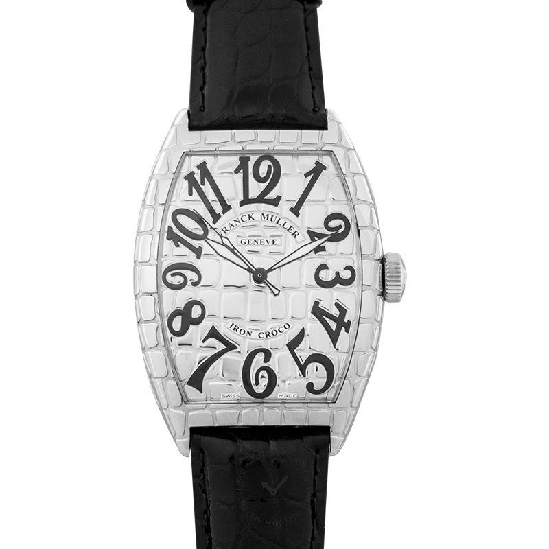 法穆蘭 Cintrée Curvex 腕錶系列 8880 SC IRON CRO AC