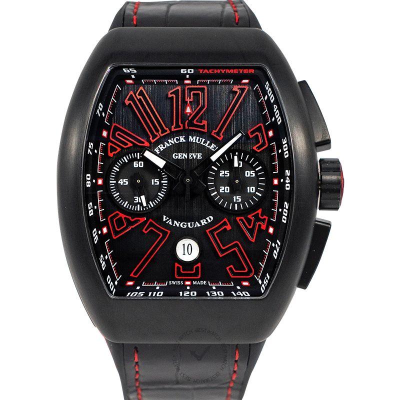 法穆蘭 Vanguard 腕錶系列 V 45 CC DT TT NR BR (ER)