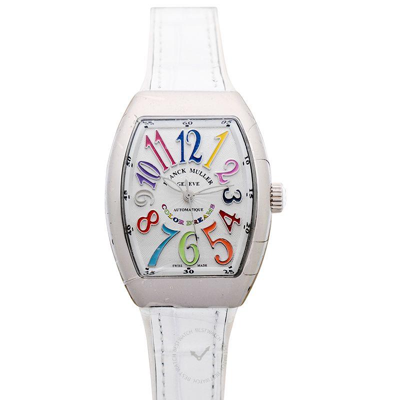 法穆蘭 Vanguard 腕錶系列 V32 SC AT FO COL DRM BC