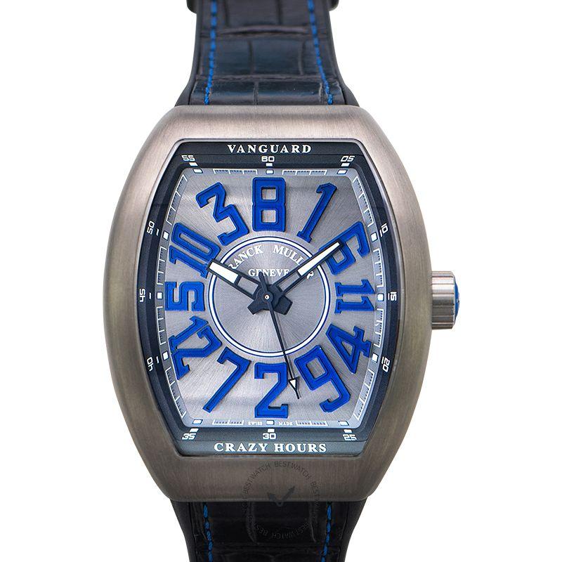 法穆蘭 Vanguard 腕錶系列 V45 CH TT BR BL